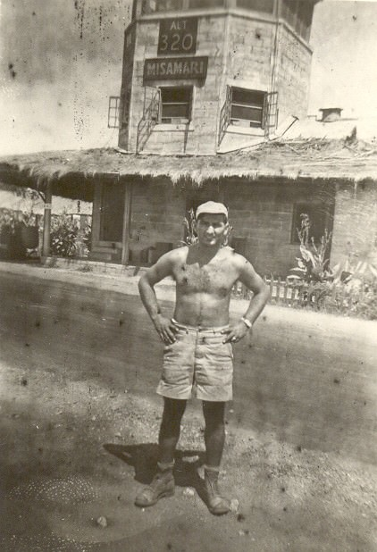 Charles Morreale at Misamari