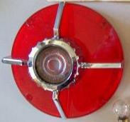 1965 Ranchero tail light