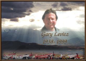 Gary Levitz, 1938-1999