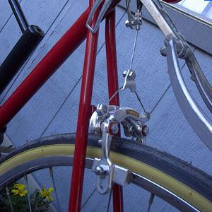 center-pull brakes